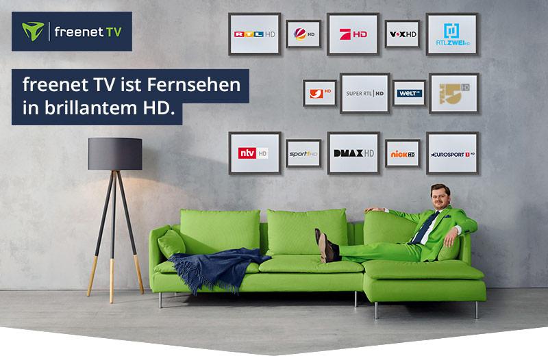 freenet TV | HD Fernsehen günstig kaufen bei EURONICS