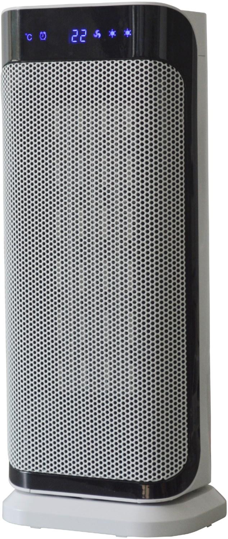 SHX20KH2000LD Heizlüfter Keramik-Heizer weiß/schwarz