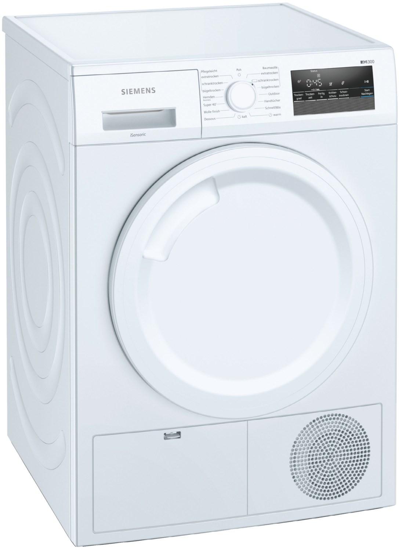 WT43HV00 Wärmepumpentrockner weiss / A++