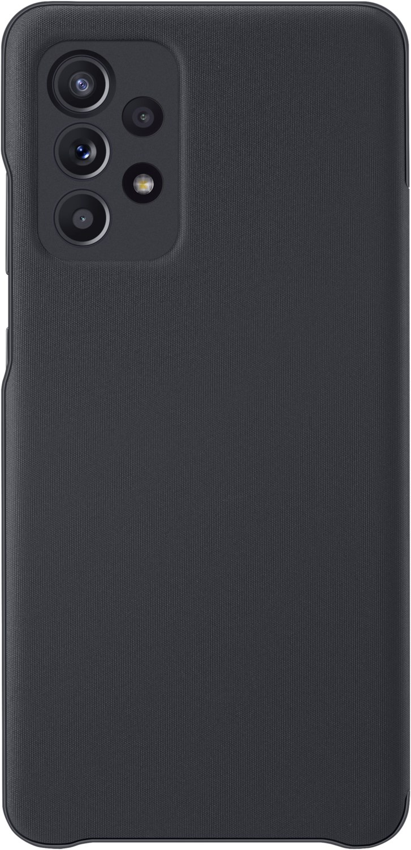 S View Wallet Cover für Galaxy A52/A52 5G/A52s 5G schwarz