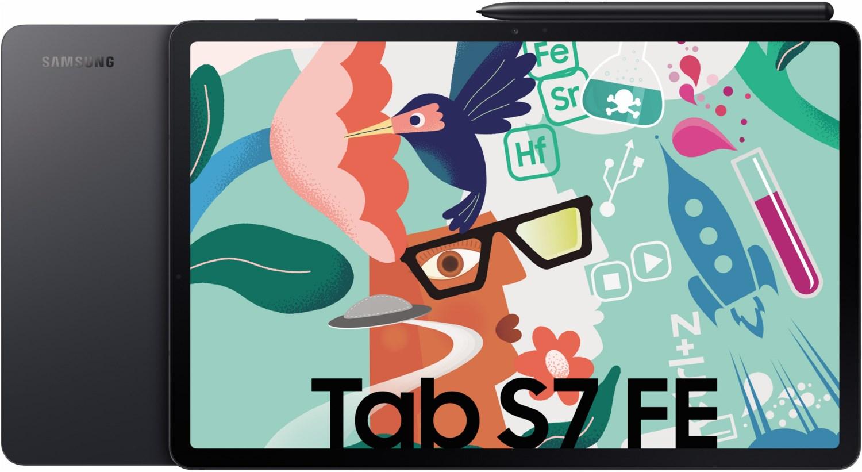Galaxy Tab S7 FE WiFi Tablet mystic black