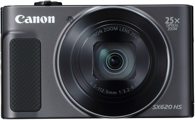Digitalkameras - Canon PowerShot SX620 HS Digitalkamera schwarz  - Onlineshop EURONICS
