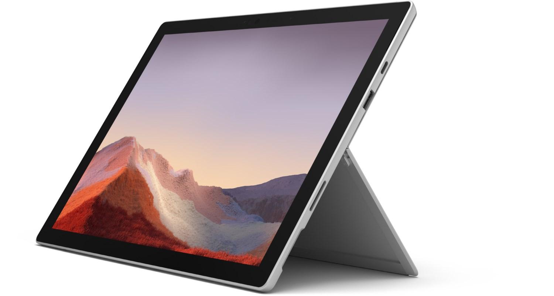 Surface Pro 7 (i5/256GB) Tablet platinum