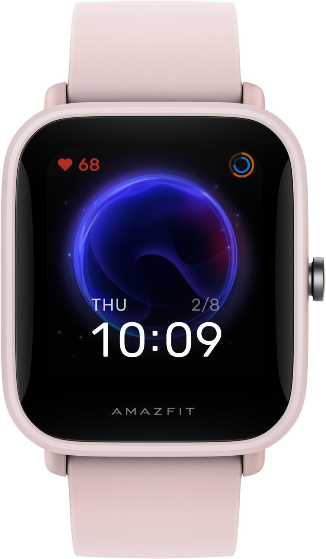 Smartwatches - Amazfit Bip U Smartwatch pink  - Onlineshop EURONICS