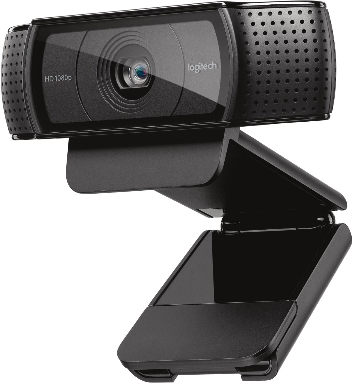 Logitech C920 Webcam schwarz