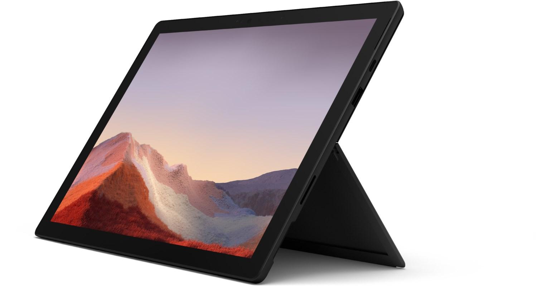 Surface Pro 7 (i5/256GB) Tablet schwarz