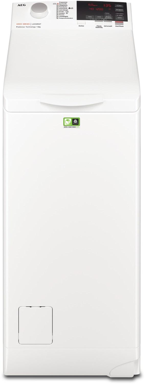 Lavamat L6TB610EU Waschmaschine-Toplader weiß / E