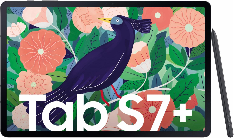 Galaxy Tab S7+ WiFi mystic black