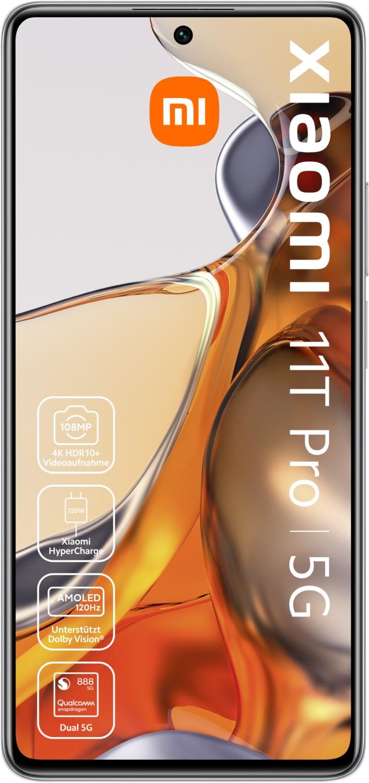11T Pro 5G (8GB+256GB) Smartphone celestial blue