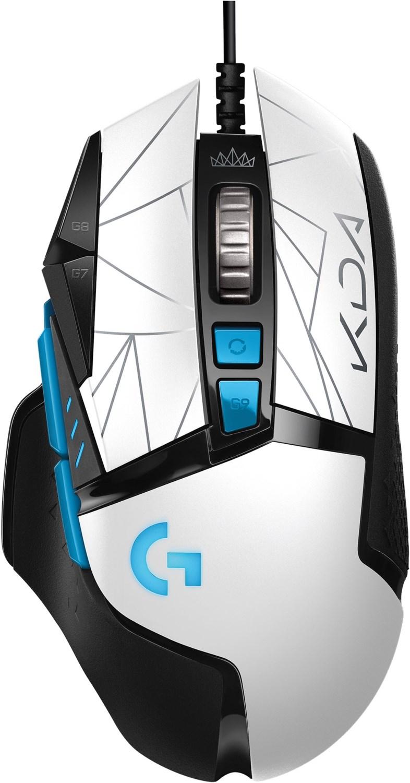G502 Hero K/DA Gaming Maus
