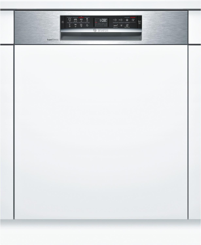 Geschirrspüler - Bosch SMI68US02E Integrierbarer 60 cm Geschirrspüler edelstahl  - Onlineshop EURONICS