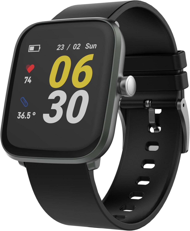 Smartwatches - Swisstone SW 630 BT Smartwatch schwarz  - Onlineshop EURONICS