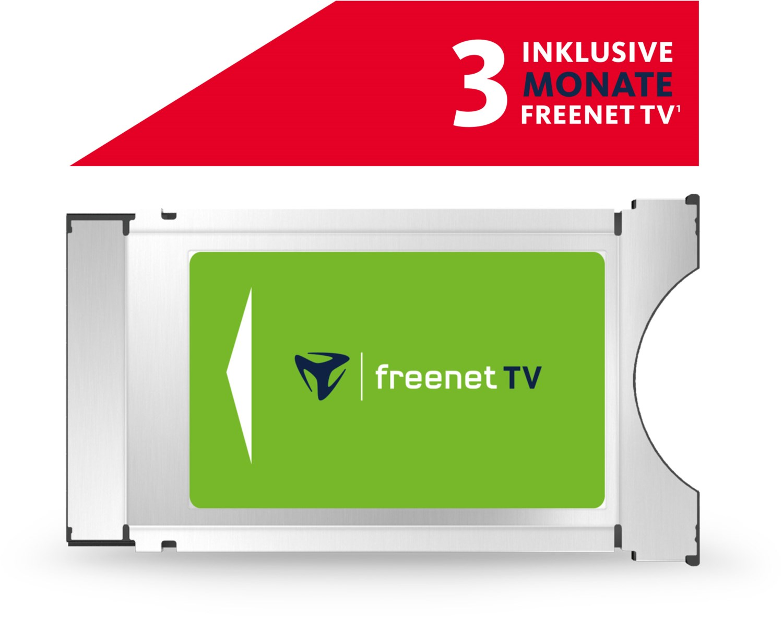 CI+ Modul (inkl. 3 Monate freenet TV ¹)