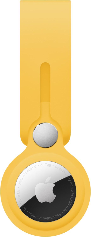 AirTag Anhänger sonnenblume