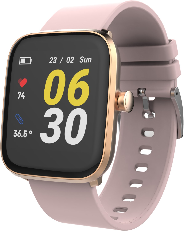 Smartwatches - Swisstone SW 630 BT Smartwatch rosegold  - Onlineshop EURONICS