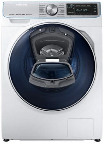 WD8XN740NOA Stand-Waschtrockner weiß / A | Bad > Waschmaschinen und Trockner > Waschtrockner | Samsung