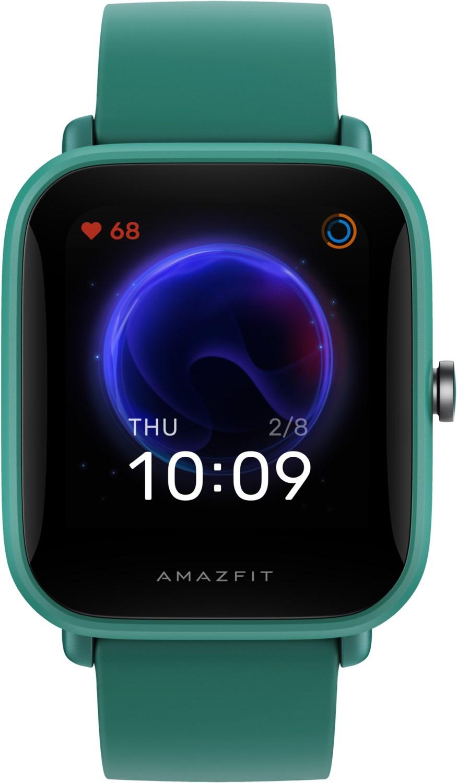 Smartwatches - Amazfit Bip U Pro Smartwatch grün  - Onlineshop EURONICS