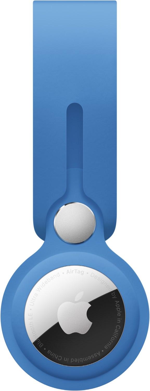 AirTag Anhänger capri blue