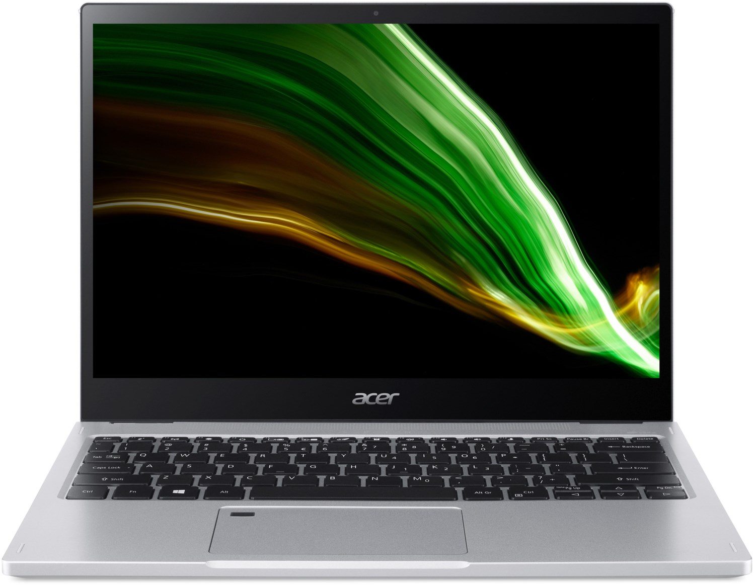 Spin 3 (SP313-51N-501E) 33,78 cm (13,3″) 2 in 1 Convertible-Notebook silber