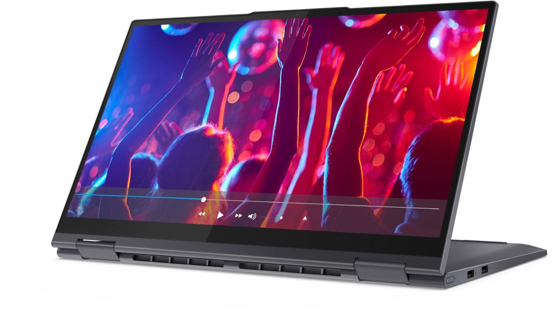 Yoga 7 15ITL5 (82BJ006BGE) 39,62 cm (15,6″) 2 in 1 Convertible-Notebook slate grey