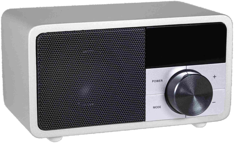 #DAB+ 1 mini DAB Radioempfänger silber#