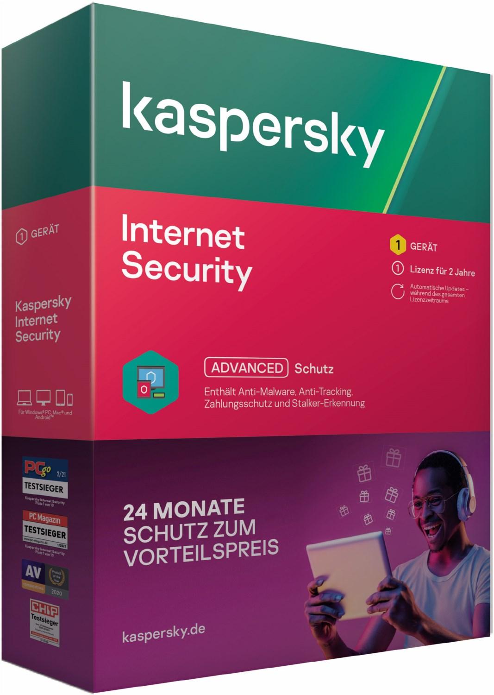 Internet Security Software für 1 Gerät