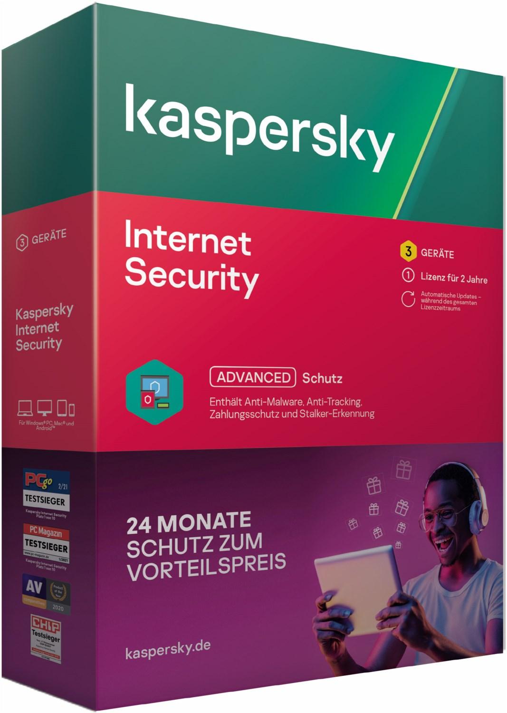 Internet Security Software für 3 Geräte